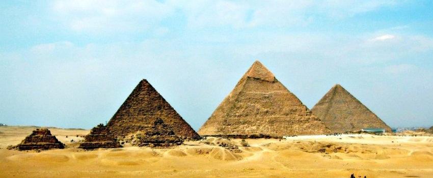 Пирамиды Египта, Гизы фото
