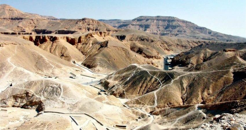 Долина Царей фото